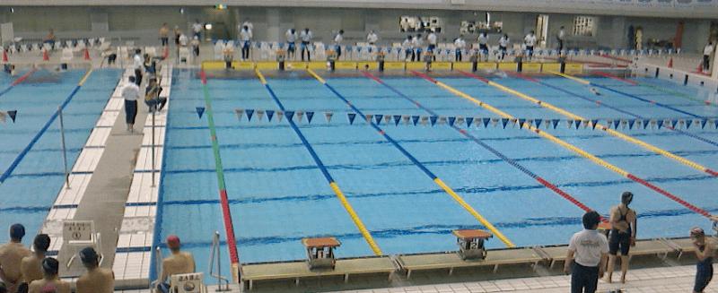 マスターズ-水泳