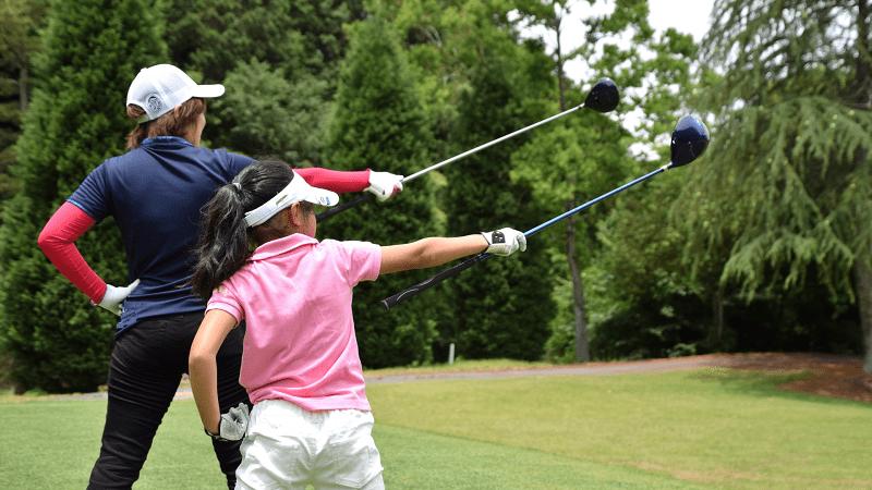 子供-習い事-ゴルフ