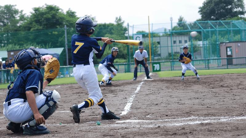 子供-習い事-野球