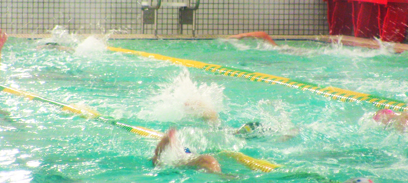 水泳-能力向上