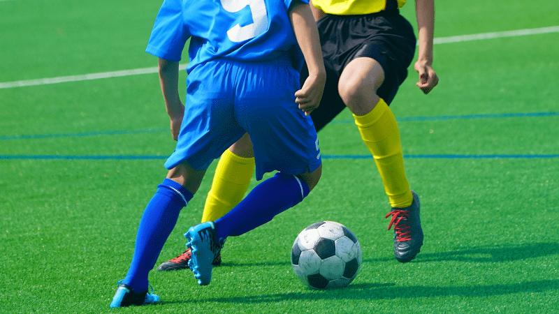 習い事-サッカー-フェイント