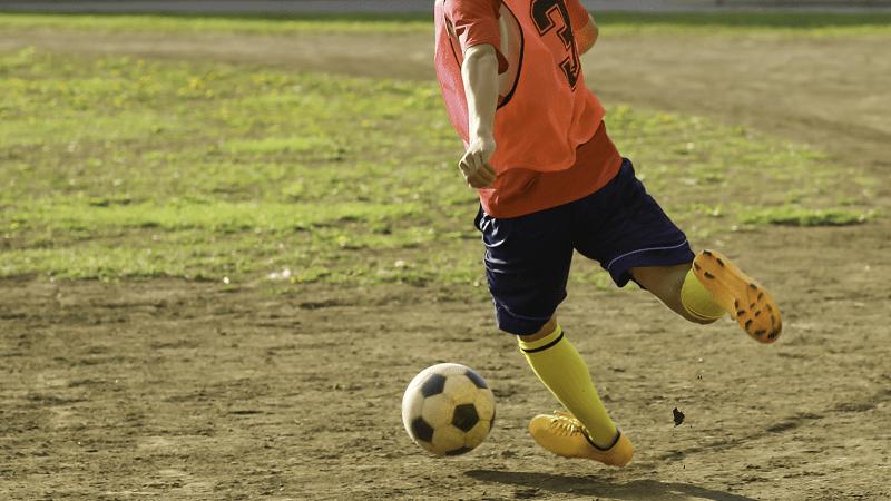 習い事-サッカー-ランニング