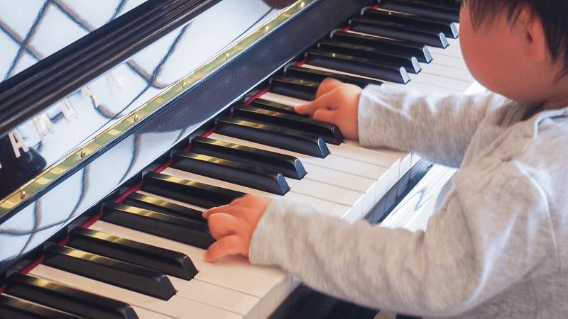 習い事-ピアノ-アップライト