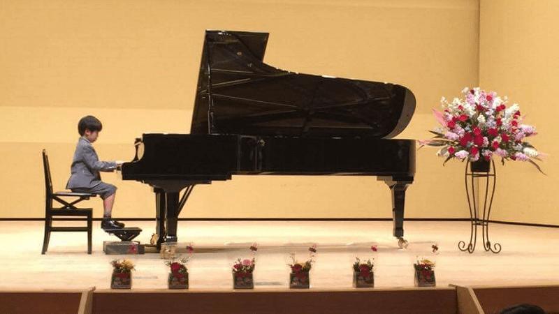 習い事-ピアノ-発表会
