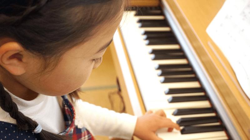 習い事-ピアノ-練習