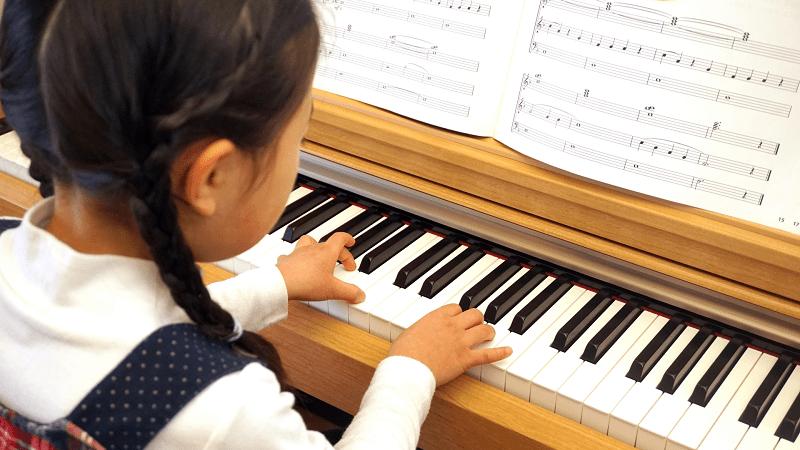 習い事-ランキング-ピアノ