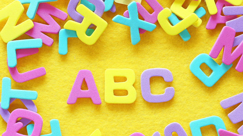 習い事-英会話-abc