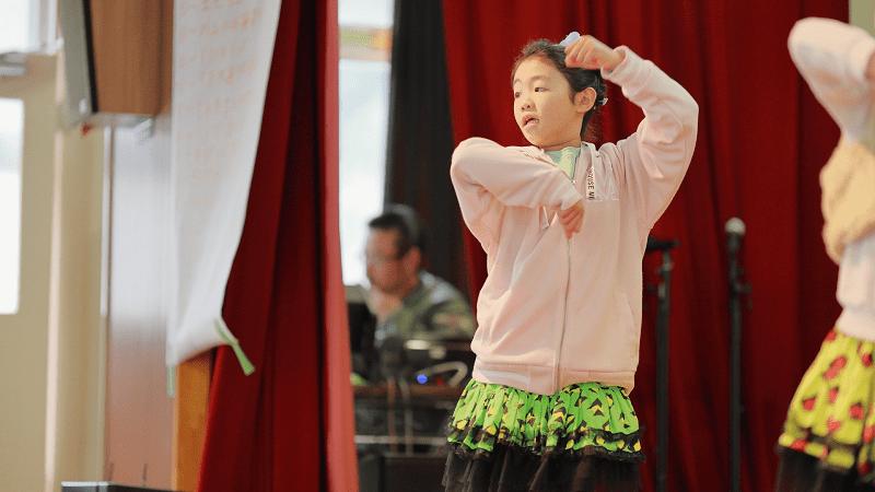 ダンス-習い事-創作