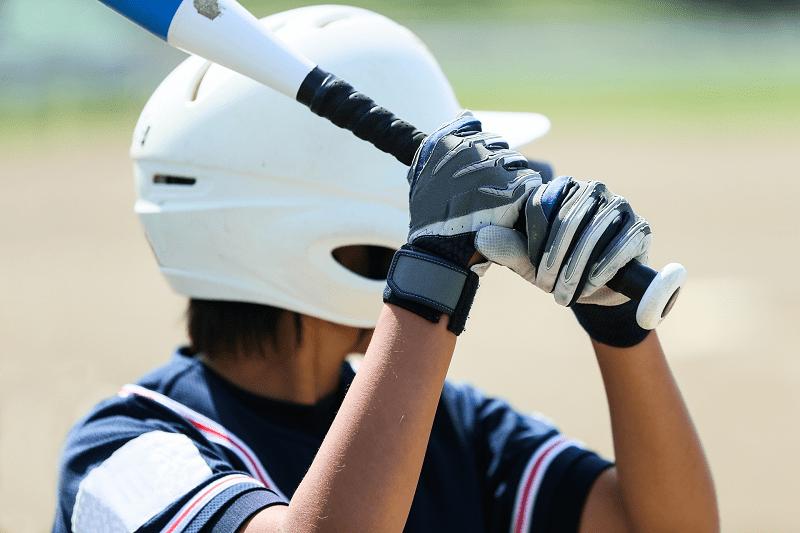 習い事-野球-バッティング-グリップ