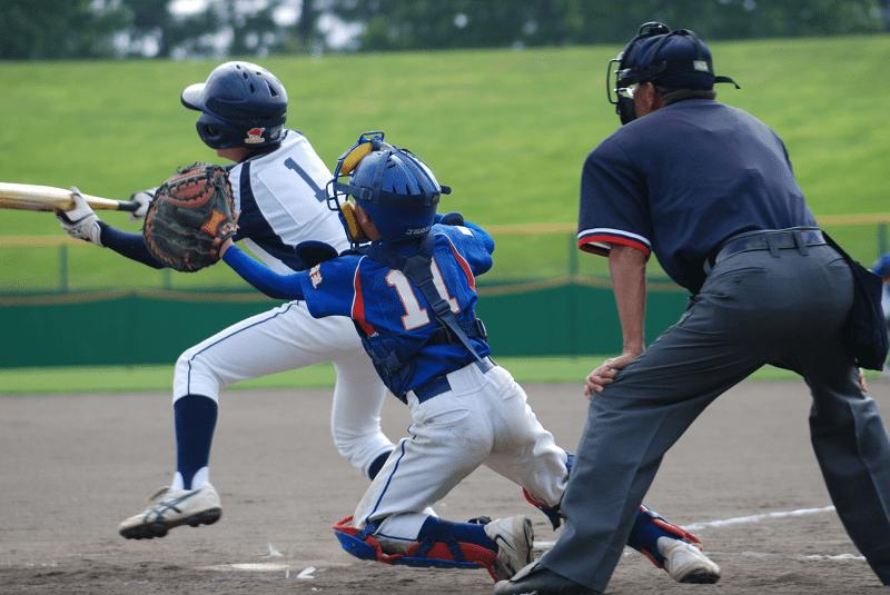 習い事-野球-バッティング-スクイズ