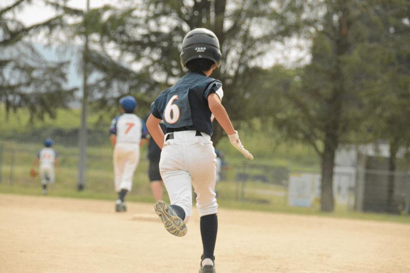 習い事-野球-ベースランニング