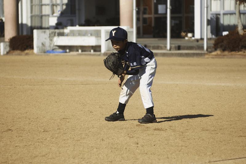 習い事-野球-守備