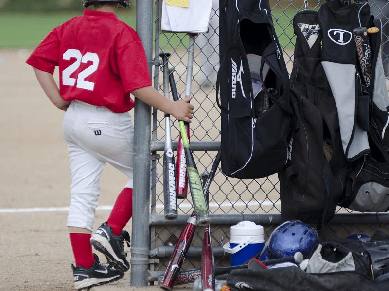 習い事-野球-用具